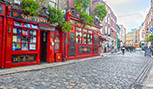 Temple Bar à Dublin